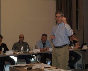 Blue Ocean Strategy dezbatuta in cadrul primului workshop din Business Mentoring Program
