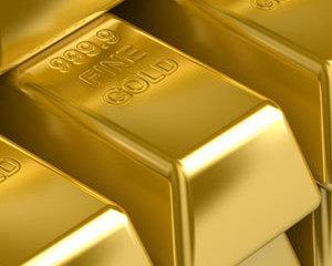 Pretul aurului atinge un nou record