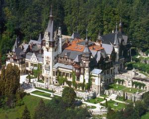 Castelul Peles ar putea intra sub protectia UNESCO