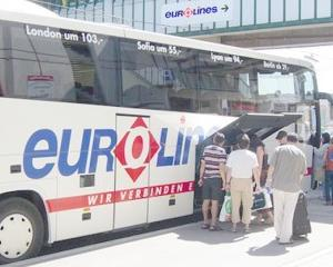 Eurolines, cifra de afaceri de 122 milioane de lei