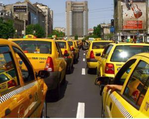 Taximetristii intra in vizorul Politiei