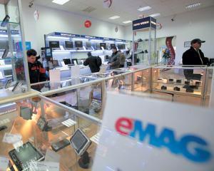 eMAG - afaceri in crestere cu 42%, dar sub tinta estimata