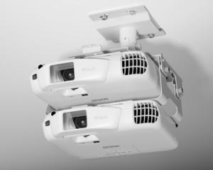 Epson lanseaza primul sistem 3D pasiv cu doua proiectoare suprapuse