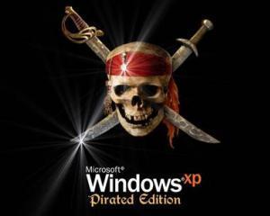 Guvernul Romaniei a semnat ACTA, dar utilizeaza copii piratate de Windows?