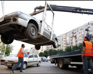 Daca lasi masina in parcarea publica mai mult de 7 zile, ramai fara ea