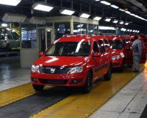 La Dacia se poate! Salariile angajatilor au crescut cu 13%
