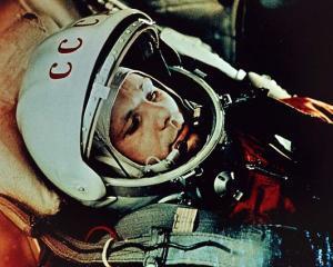 Yuri Gagarin: a 50-a aniversare a primului om in spatiu