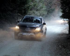 Noile Clase M si B ale Mercedes-Benz ruleaza in Romania