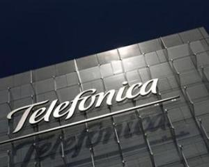 Telefonica: Restructurarea companiei va costa 3,8 miliarde de dolari