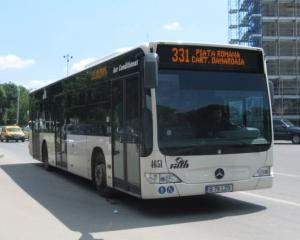 RATB scoate toate autobuzele vechi