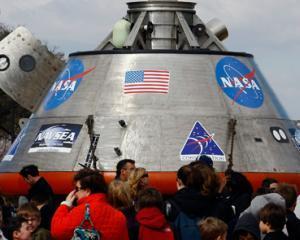 Companiile americane vor sa trimita civili in spatiu, in zboruri orbitale
