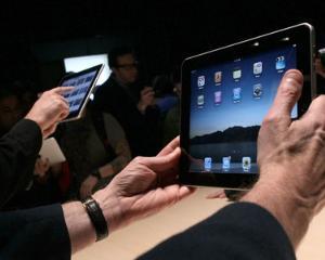Tableta Apple iPad 3 - pe ultima suta de metri