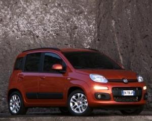 Noul Fiat Panda a fost lansat in Romania. Pretul incepe de la 11.500 euro