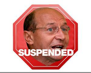 USL, pregatita sa-l suspende pe Basescu