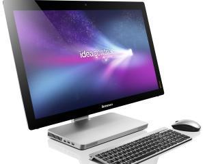 Lenovo a lansat in Romania cel mai subtire PC all-in-one din lume