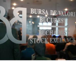 Lichiditatea BVB a crescut cu 17%