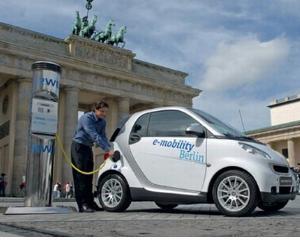 Incarcator universal pentru automobilele electrice