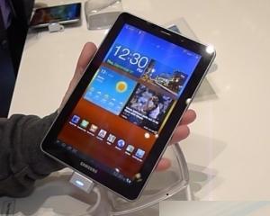 Samsung a retras tableta Galaxy Tab 7.7 din cadrul expozitiei IFA 2011