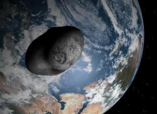 Terra, victima lui Apophis?