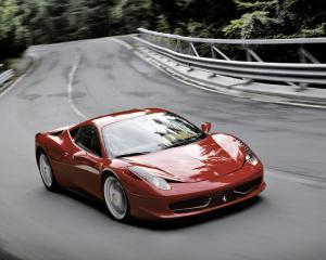 Ferrari recheama pentru reparatii 206 de masini in toata lumea