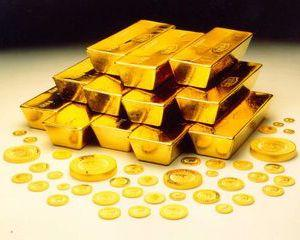 Ce poate bate investitiile in aur, valute si actiuni