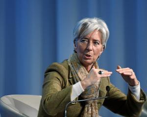 Christine Lagarde: Femeile nu pot avea totul