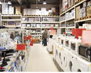 Ultimul trimestru din 2011 - mana cereasca pentru vanzatorii de electrocasnice
