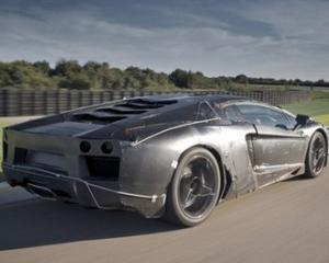 Lamborghini Aventador, noul supercar de 370.000 de dolari