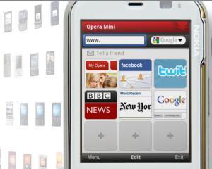 Opera Mini va fi disponibil si pentru iPad