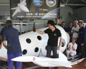 Compania germana iQuest sponsorizeaza echipa romaneasca ARCA in competitia Google Lunar X Prize