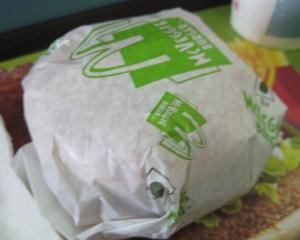 McDonald's va inaugura primele sale restaurante pentru vegetarieni