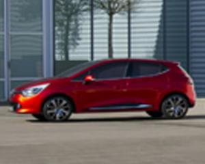 Acesta sa fie noul Renault Clio?