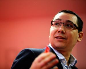 Ponta: Deficit bugetar de 1,2% din PIB in zece luni de zile