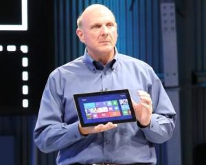 Veniturile Microsoft au scazut cu 8% in T3