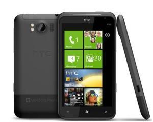HTC a lansat doua smartphone-uri cu sistem de operare Windows Phone 7