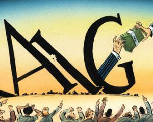 Guvernul SUA a vandut din actiunile AIG, dar ramane majoritar