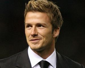Cat castiga David Beckham intr-un an