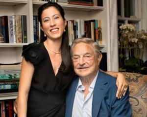 Miliardarul George Soros se casatoreste pentru a treia oara