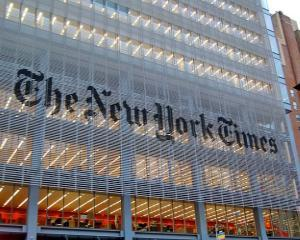 The New York Times a lansat