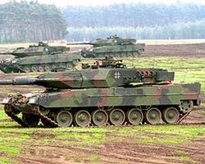 Qatarul vrea tancuri de la nemti