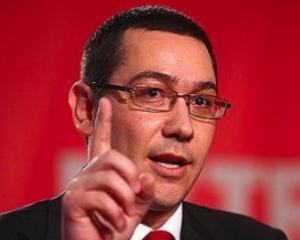 Ponta acuza justitia de atac la democratie