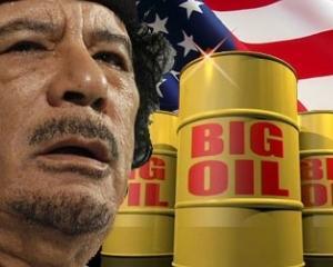 Moartea lui Gaddafi nu a influentat semnificativ pretul petrolului