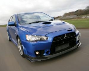Dinamovistii vor conduce noua Mitsubishi, in cadrul unui parteneriat de imagine