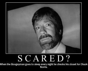 Chuck Norris a