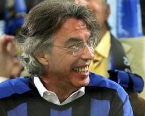Massimo Moratti, proprietarul Inter Milano, vrea sa dezvolte ferme eoliene in Romania
