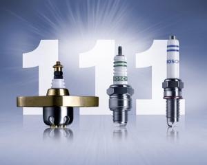 Bosch: 111 ani de bujii cu scanteie