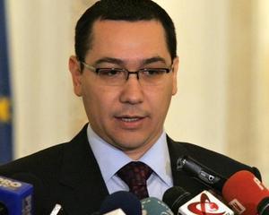 Prima actiune de politica externa a lui Victor Ponta in calitate de sef al Executivului