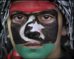Negru, rosu, verde si Gadhafi: Povestea din spatele steagurilor din Libia