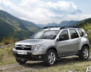 Dacia Duster in serie limitata