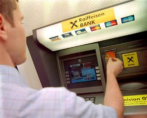 Factura Orange poate fi platita si la bancomatele Raiffeisen Bank